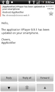 AppNotifier - Protect Yourself- screenshot thumbnail