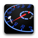 Speedlimit GPS Speed HUD icon