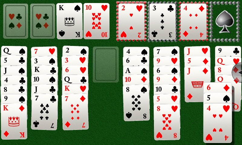 Ultimate FreeCell Solitaire 3D- screenshot