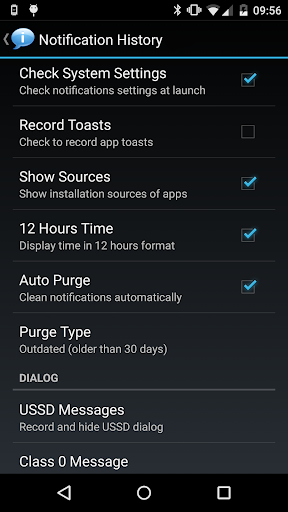 Notification History 1.8.12 screenshots 3