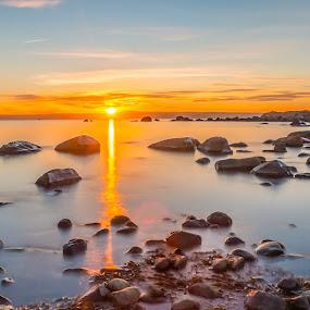 Plasmaray by Magnus Østebrød - Landscapes Waterscapes ( sony, norwegen, østebrød, ray, egersund, magnus, alpha, norge, norway )