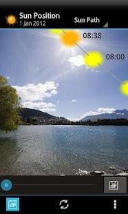 Sun Position- screenshot thumbnail
