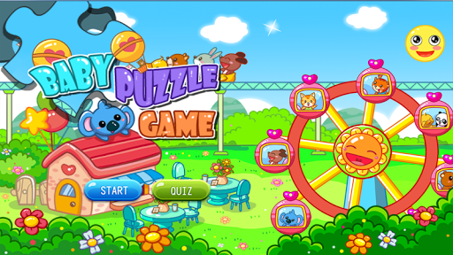 Kids Game:Baby Puzzle Game