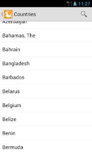 World Factbook Pro- screenshot thumbnail