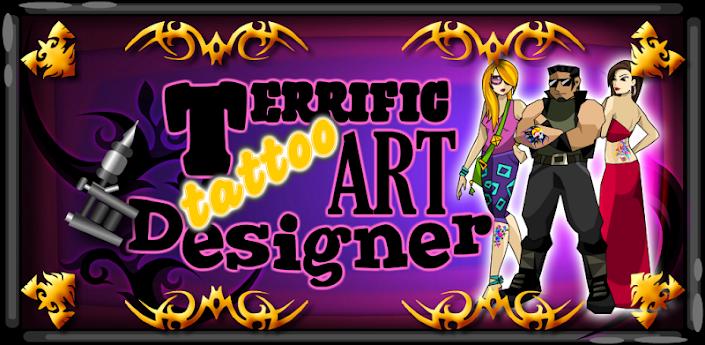 Terrific Tattoo Art Designer