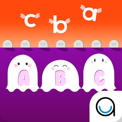 Spelling Ghost Phonics FREE 教育 LOGO-阿達玩APP