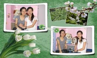 Screenshot of Flower Photo Frames