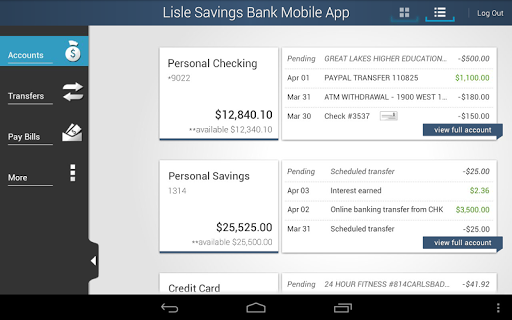 【免費財經App】Lisle Savings Bank-APP點子