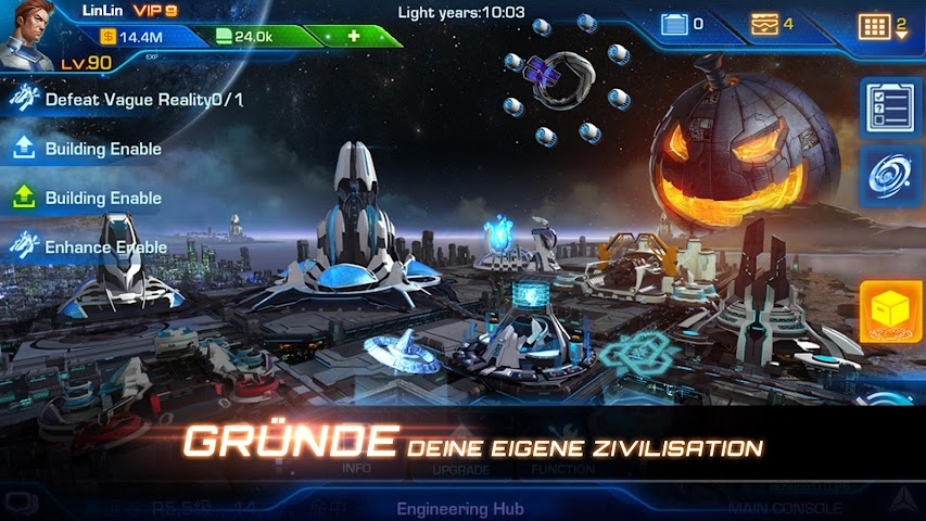 android Galaxy Legend Screenshot 12