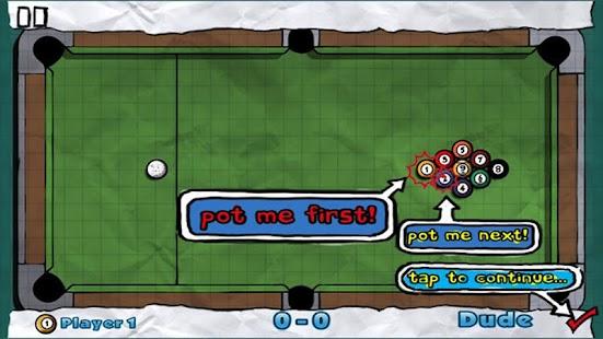 Doodle Pool HD- screenshot thumbnail