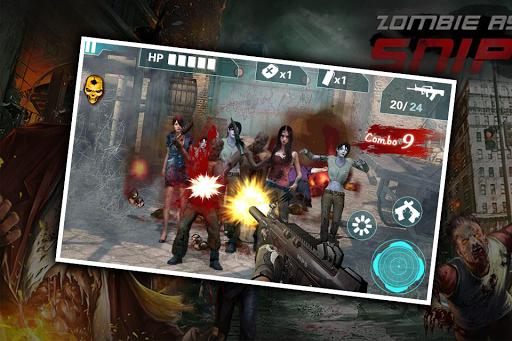 Zombie: Focus Shoot