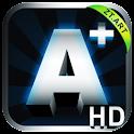 ABLACK HD GO LauncherEX Theme logo