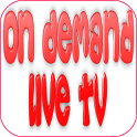 On Demand Live TV icon