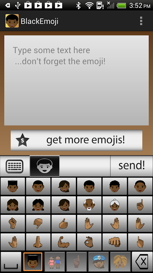Black Emoji Android Apps On Google Play