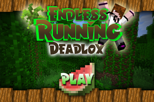 Deadlox Endless Run Pro