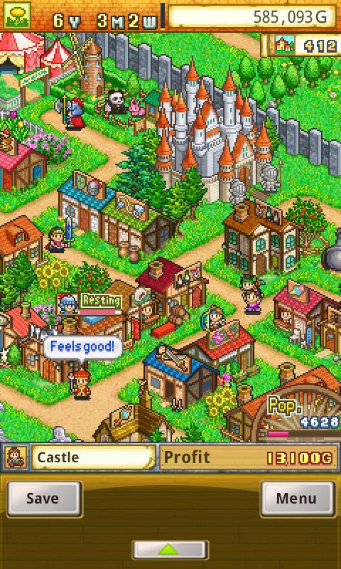 Dungeon Village screenshot #5