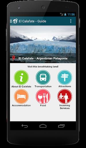 El Calafate Guide-EN Patagonia