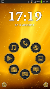 GSLTHEME Gold for SL - screenshot thumbnail