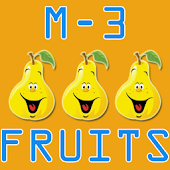 Match 3 Fruits Puzzle Game