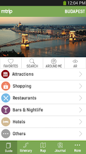 Budapest Travel Guide – mTrip - screenshot thumbnail