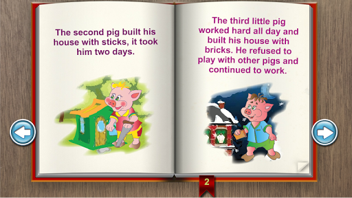 Three Pigs Books