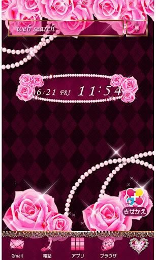 u30d0u30e9u58c1u7d19 Glitter rose 1.0 Windows u7528 1