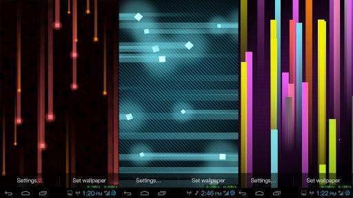 Next Nexus Live Wallpaper 1.3.3 screenshots 2