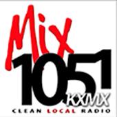 KXMX The Mix 105.1
