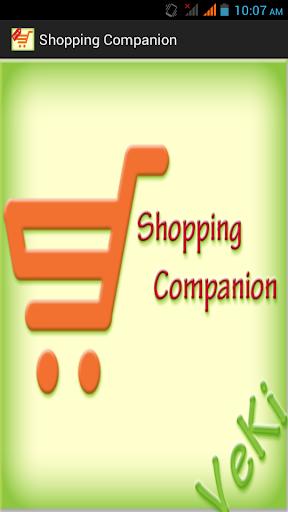 Shopping List-FREE