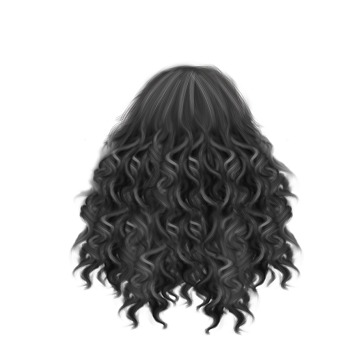 髪の秋のセラピー