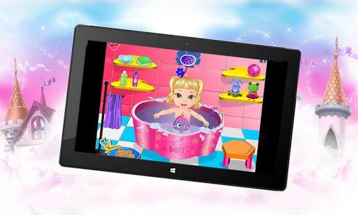 Bayi Princess Merawat Permaina 1.0.7 screenshots 3