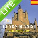 Learn Spanish vocabulary  LITE logo