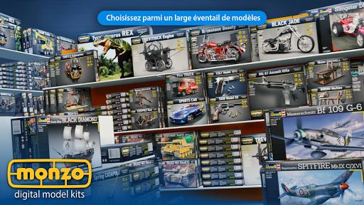 MONZO - Maquettes numériques  captures d'écran 1