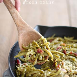 Firehouse Green Beans