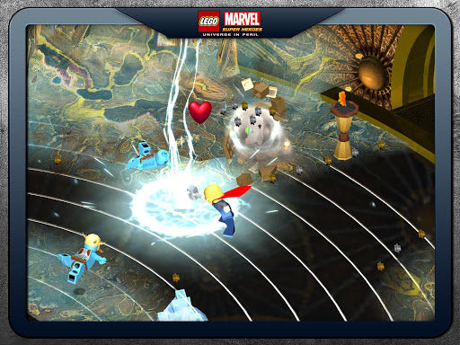 LEGO ® Marvel Super Heroes  screenshots 12