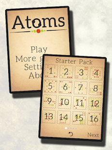 Atoms - screenshot thumbnail