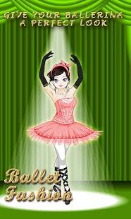 Ballet Fashion - Girl Dress Up