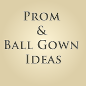 Prom Ball Gown Ideas