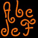 Fun Fonts for Galaxy FlipFont® icon