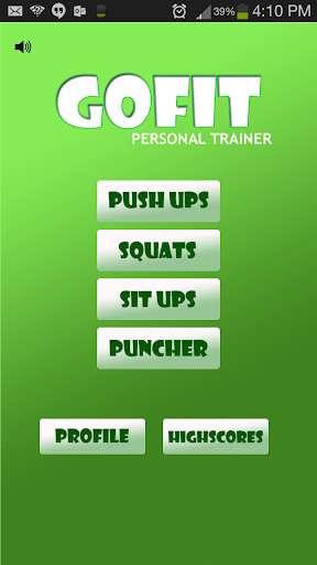 GoFit Personal Trainer