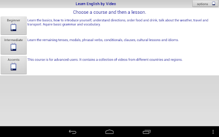 Learn English by Video Free Screenshot 13