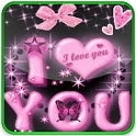 I love you heart FREE WALPAPER icon