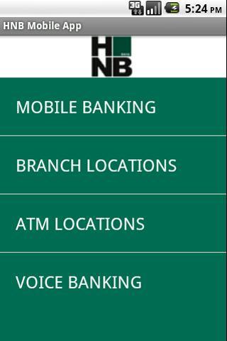 HNB Bank Mobile Banking