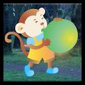 Blow Balloon Pop logo