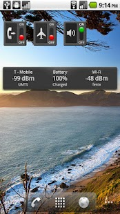 Silent Mode Widget - screenshot thumbnail