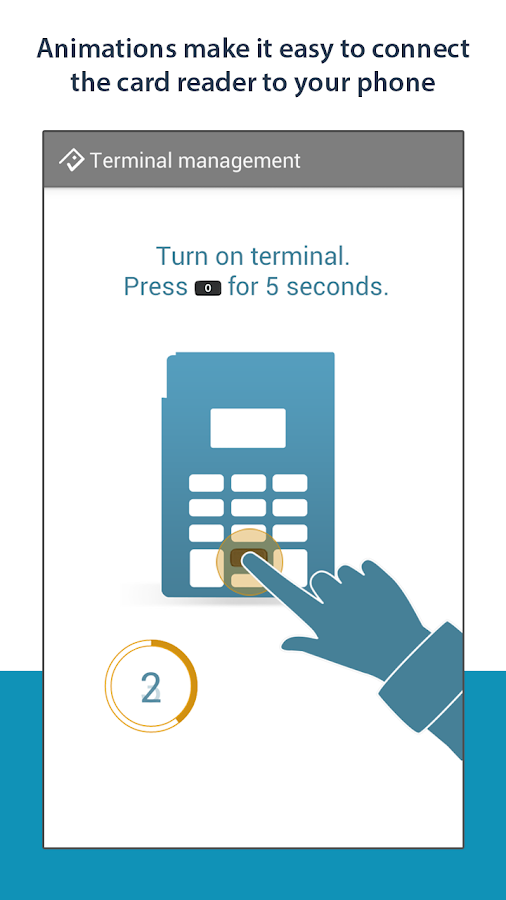 payleven: mobile card payments - screenshot