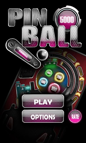 Pinball Pro Android App Screenshot