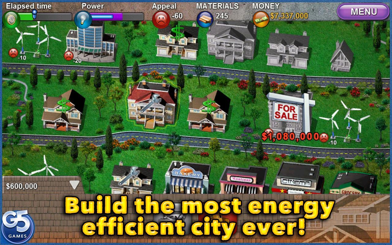 Build-a-lot 4: Power Source screenshot #5