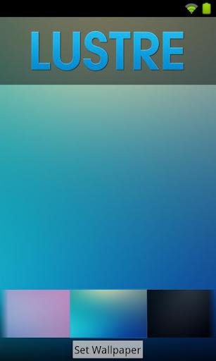 Lustre (adw nova apex theme) v1.3.6 APK