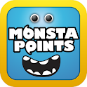 Monsta Points chore charts icon
